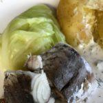 Kokt kald makrell