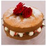 Viktoria Sponge cake