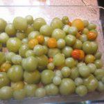 Grønn tomatmarmelade