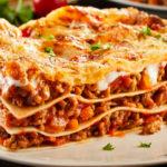 Italiensk lasagna